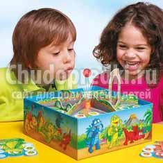 Разновидности настольных игр для детей 5-6 лет