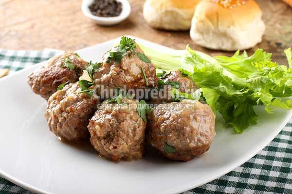 Блюда из говядины в мультиварке: рецепты для малышей