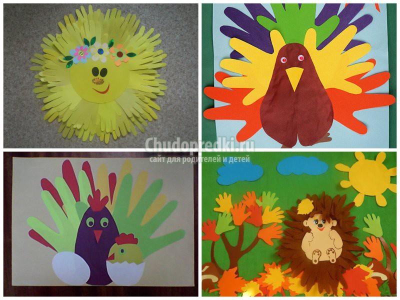 1519305637_collage6 Детские поделки своими руками 8 лет. 100 идей с фото