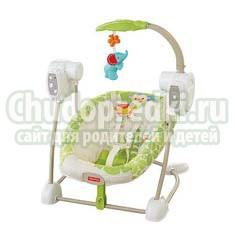 Электрокачели для новорожденных: преимущества и правила выбора
