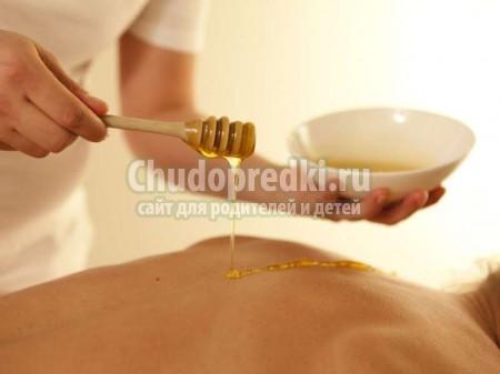 Медовый массаж для похудения и против целлюлита. Секрет медового массажа