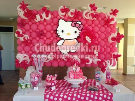 Воздушные шары – яркое украшение вашего праздника