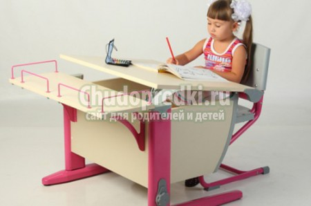 Новые тренды школьной мебели: трансформирующиеся и растущие парты