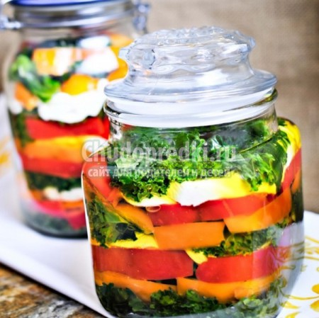 Очень вкусные салаты на зиму: ТОП - 30 заготовок! Рецепты салатов в банках на зиму