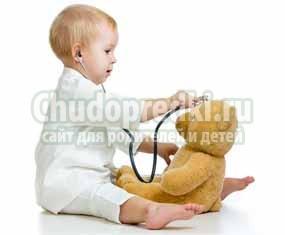 Развивающий детский набор врача Oyster