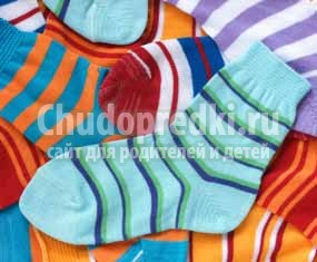 Носки для детей: рекомендации по выбору