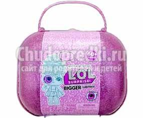 Lol чемодан 60 сюрпризов. Обзор игрушки. Фото чемодана ЛОЛ. Что в чемодане?