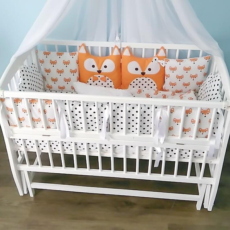 Как определиться с выбором материала детской кроватки - советы родителям