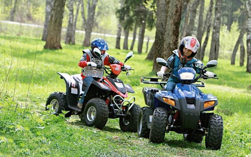 Бензиновый или электрический: какой электроквадроцикл купить ребенку?