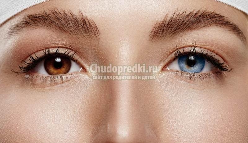 Цветные контактные линзы: правила выбора