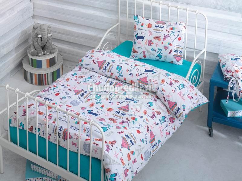 Разновидности детского домашнего текстиля