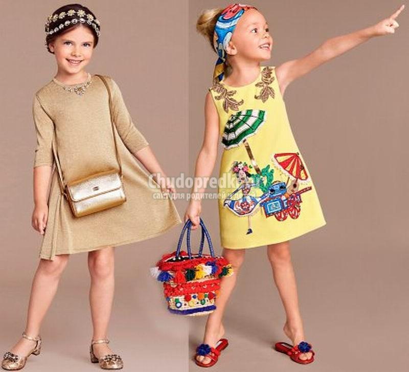 Детские летние платья: как выбрать правильно