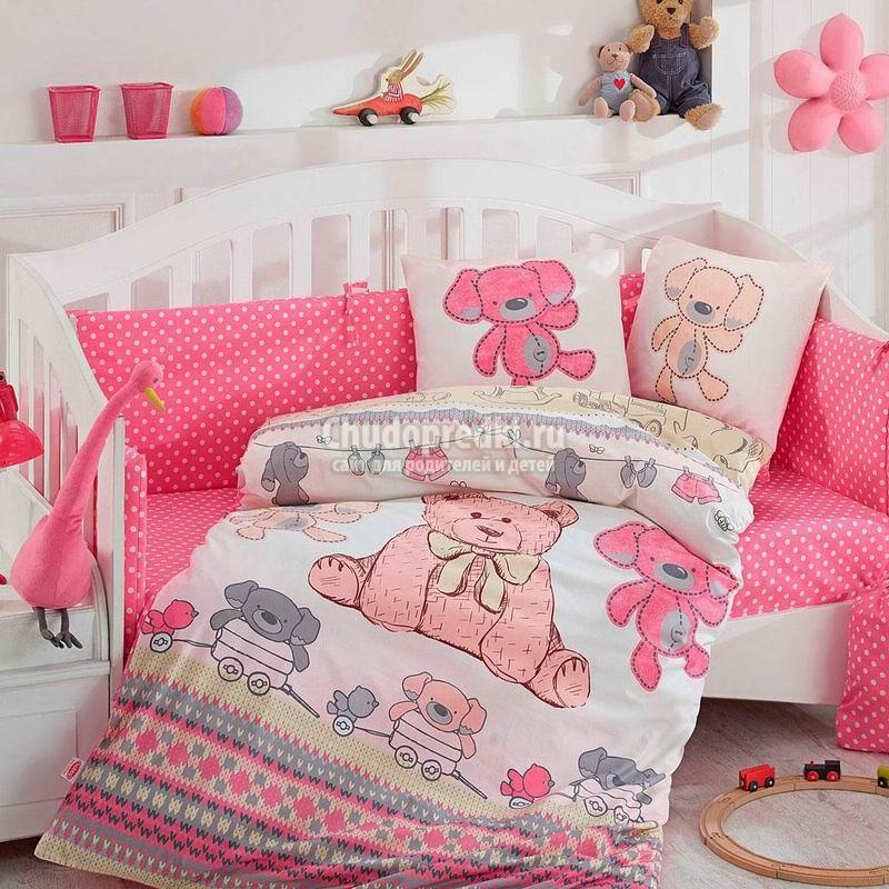 Детские постельные комплекты: правила выбора
