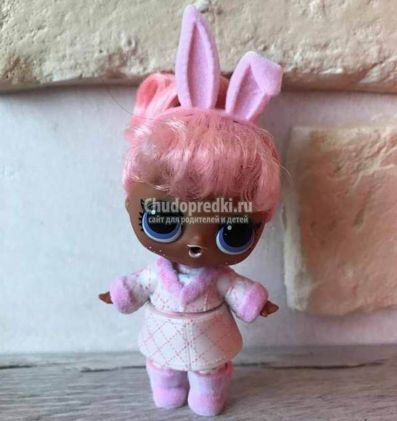 Новинка 2019. Кукла лол с волосами. Фото и обзор игрушки