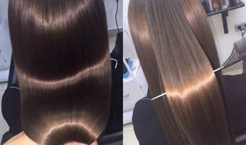 Глазирование волос. Особенности, показания и противопоказания