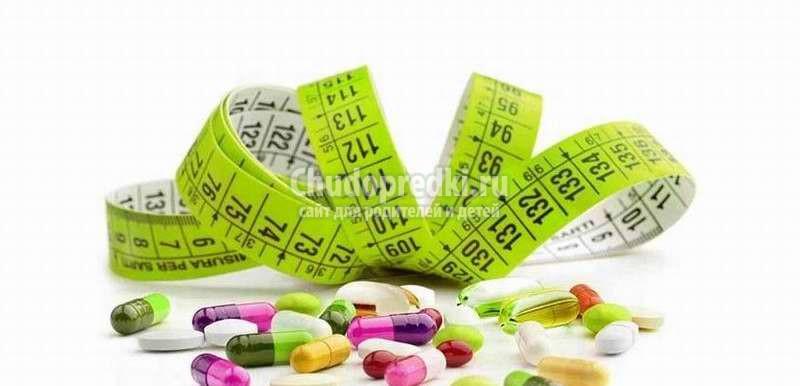 Разновидности средств для похудения