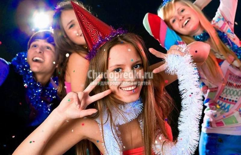 Сценарий на Новый год 2020 с крысой в школе