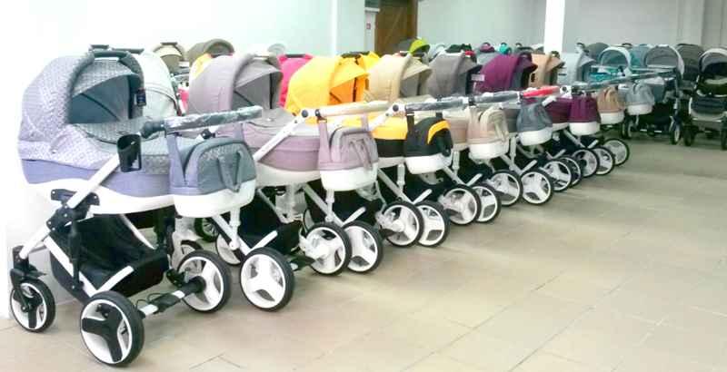 """Надежные и качественные: топ-5 детских колясок """"2 в 1"""""""