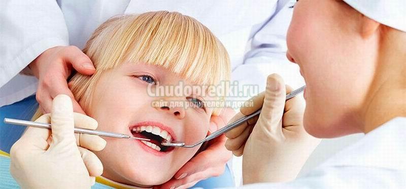 Удаление молочных зубов у детей: показания и особенности