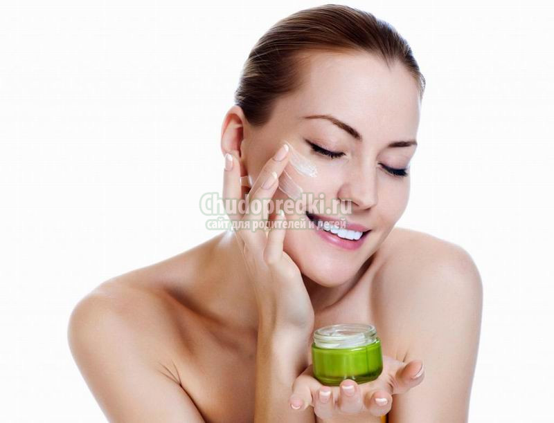 Косметика для сухой кожи лица