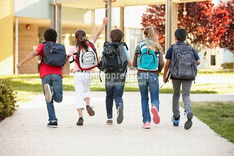 Правила выбора рюкзака для школьника подросткового возраста