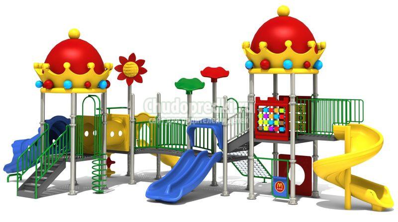 Тонкости обустройства детской площадки