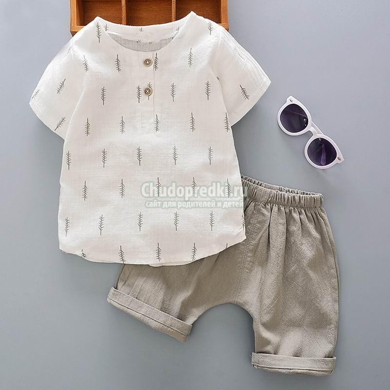 Как правильно покупать детскую одежду