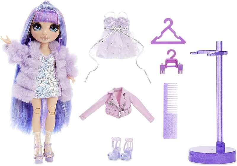 Rainbow High Dolls violet