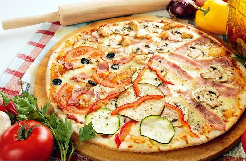 Выбирайте пиццу с доставкой домой