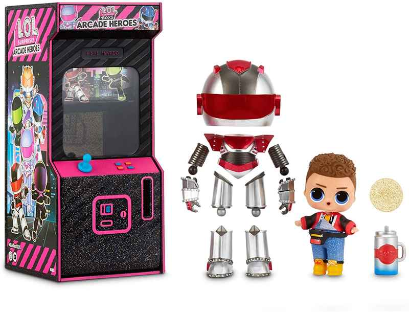 Boys Arcade Heroes