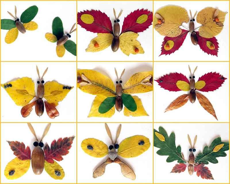 Крутые поделки из осенних листьев в садик и школу! ТОП - 100 идей и мастер-классов. Поделки на тему: Осень своими руками