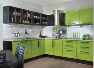 Кухня под заказ: как подободрать материал и цвет кухни