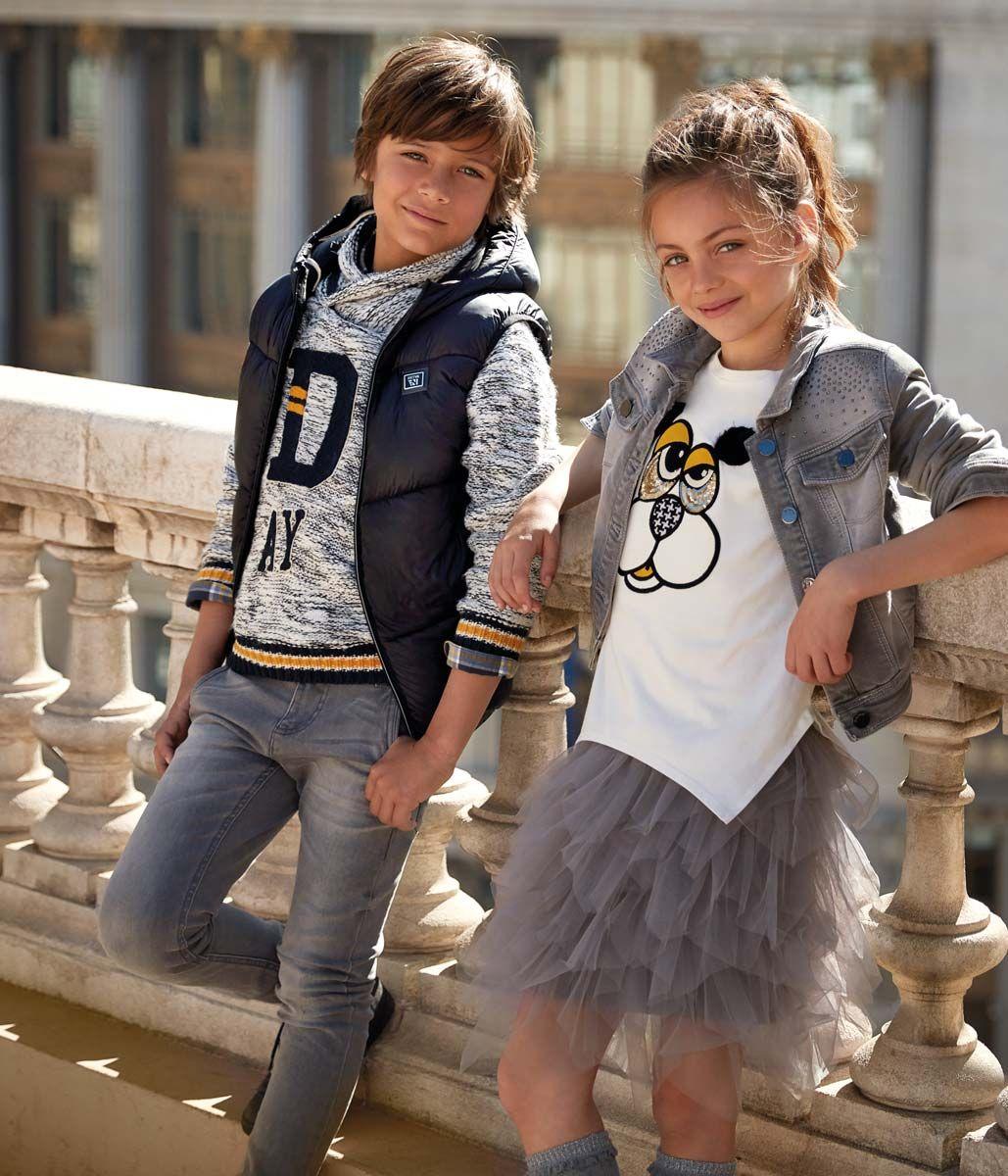 Детская мода осенне-зимнего сезона