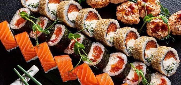 Где в Ростове на Дону суши с бесплатной доставкой?